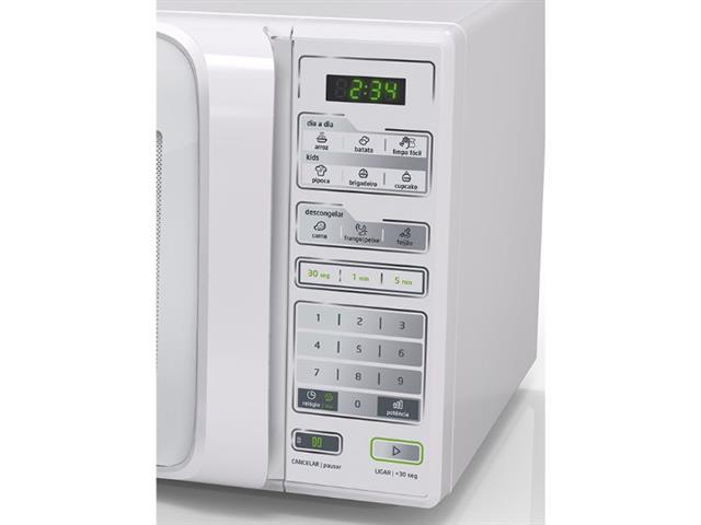 Microondas Midea Liva 20 Litros Branco - 2
