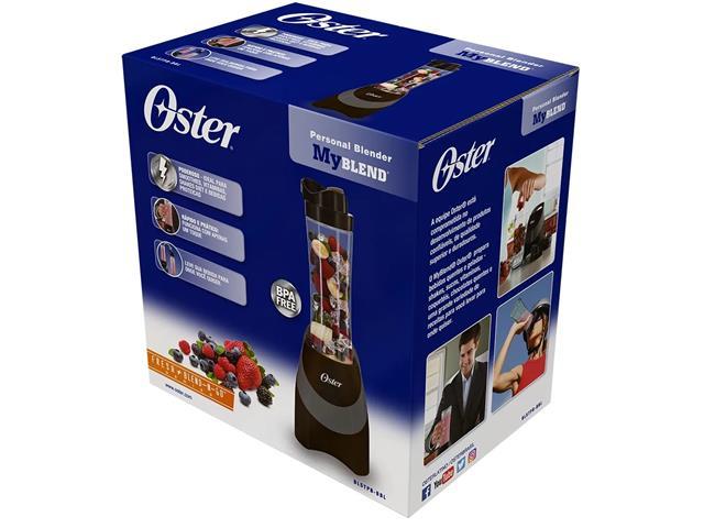 Blender Oster MyBlend 2 Jarras Preto - 4