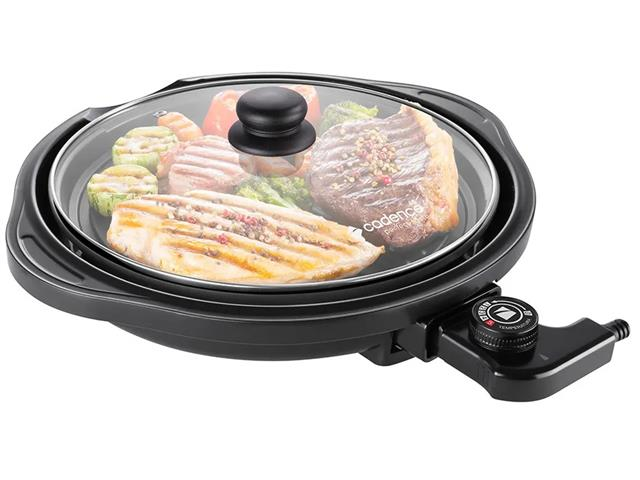 Grill Cadence Perfect Taste 1250W - 2