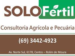 Consultoria agronômica - Solo Fértil - 0