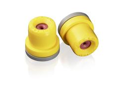 Combo Bico Pulverizador Jacto Cone JCI 02 Amarelo 10 unidades - 0