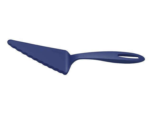 Espátula para Bolo Tramontina Nylon Ability Azul