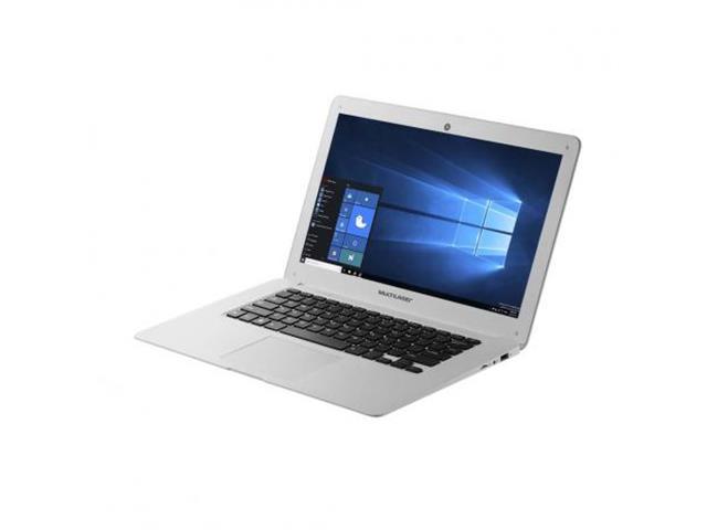 Notebook Multilaser Legacy 14 64Gb Windows 10 2Gb Ram Quad Core Branco