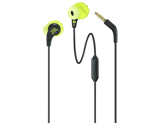 Fone de Ouvido JBL Endurance Run Intra-Auricular Amarelo Neon