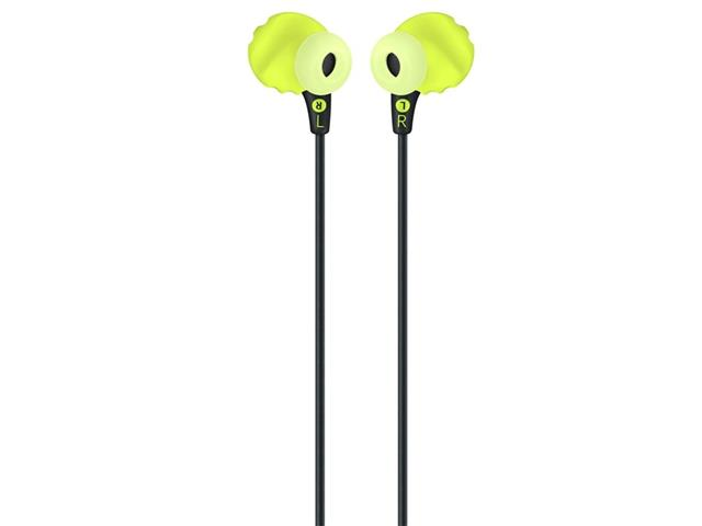 Fone de Ouvido JBL Endurance Run Intra-Auricular Amarelo Neon - 2