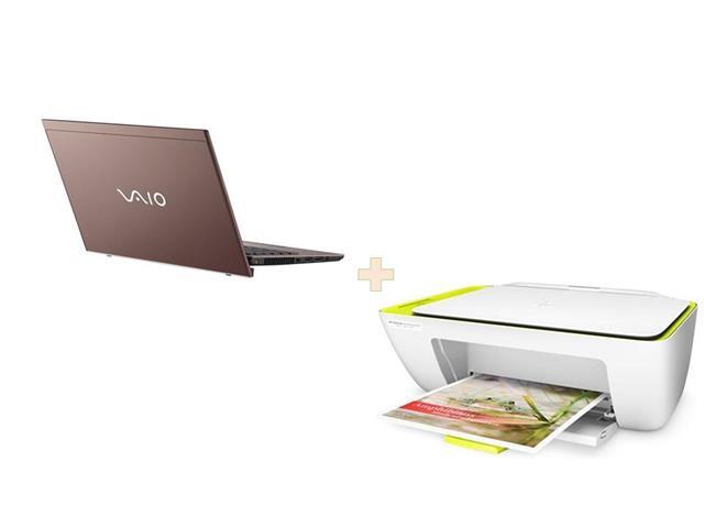 "Notebook VAIO® S11 i5 8GB 11.6""+Multifuncional HP Deskjet Ink"
