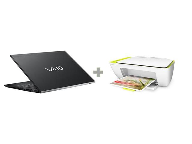 "Notebook VAIO® S13  i7 8GB 13.3""+ Multifuncional HP Deskjet Ink"