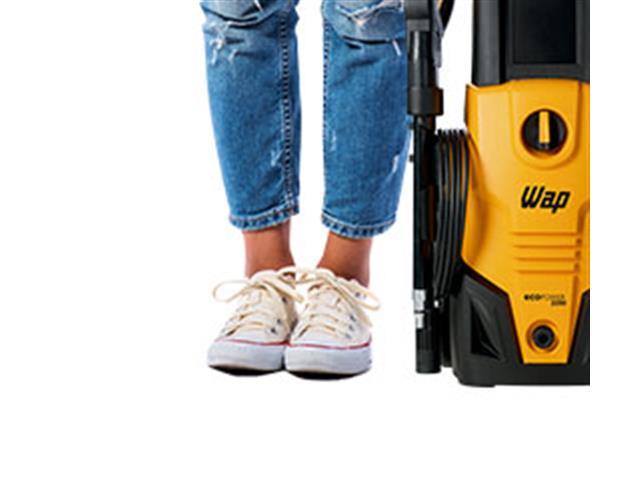 Lavadora de Alta Pressão WAP Eco Power 2200 Laranja e Preto 1500W 110V - 3