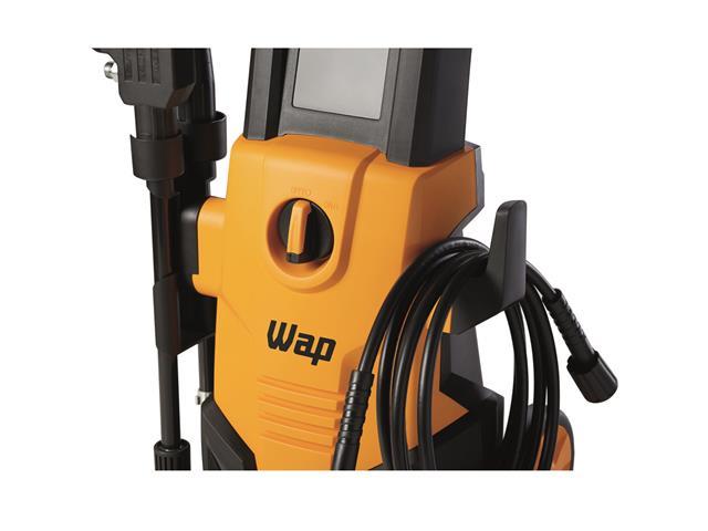 Lavadora de Alta Pressão WAP Eco Power 2200 Laranja e Preto 1500W 110V - 4