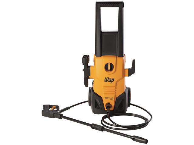 Lavadora de Alta Pressão WAP Eco Power 2200 Laranja e Preto 1500W 110V - 5