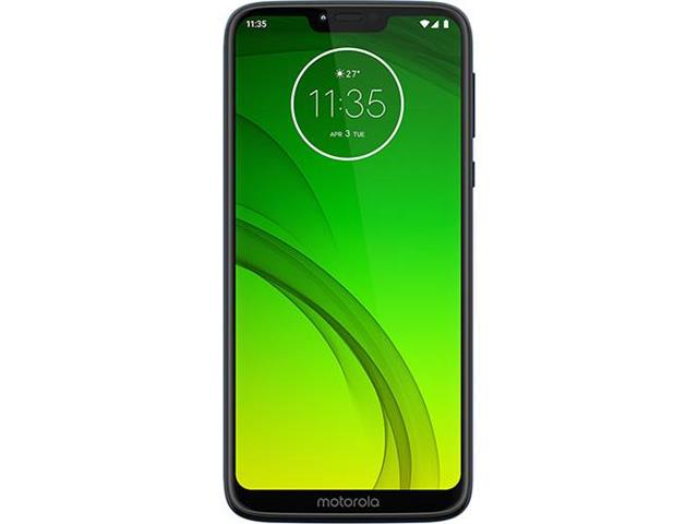 "Smartphone Motorola Moto G7 Power 64GB Duo Tela 6.2""Câm 12MP Azul Navy - 2"