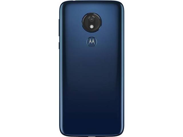 "Smartphone Motorola Moto G7 Power 64GB Duo Tela 6.2""Câm 12MP Azul Navy - 4"