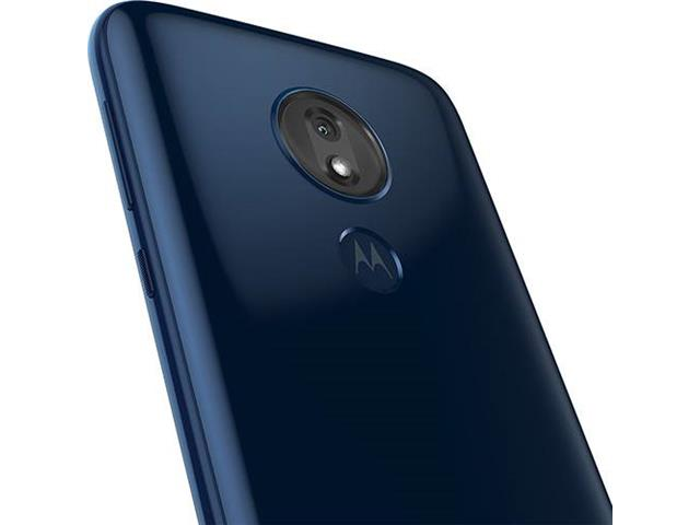 "Smartphone Motorola Moto G7 Power 64GB Duo Tela 6.2""Câm 12MP Azul Navy - 3"