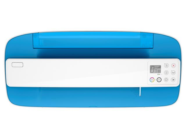 Impressora Colorida Multifuncional HP Deskjet Ink Advantage 3776 - 2