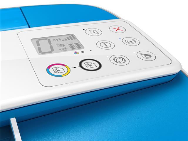 Impressora Colorida Multifuncional HP Deskjet Ink Advantage 3776 - 3