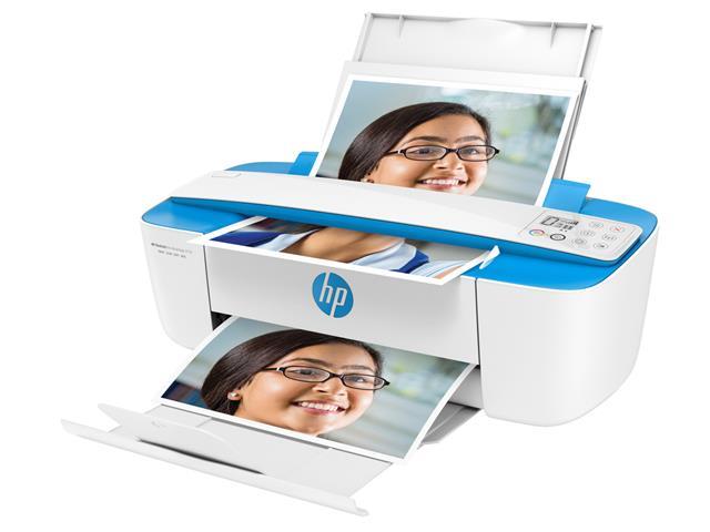 Impressora Colorida Multifuncional HP Deskjet Ink Advantage 3776 - 7
