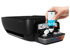 Impressora Mulitfuncional Color Tanque de Tinta Wi-Fi HP Ink Tank 416 - 3