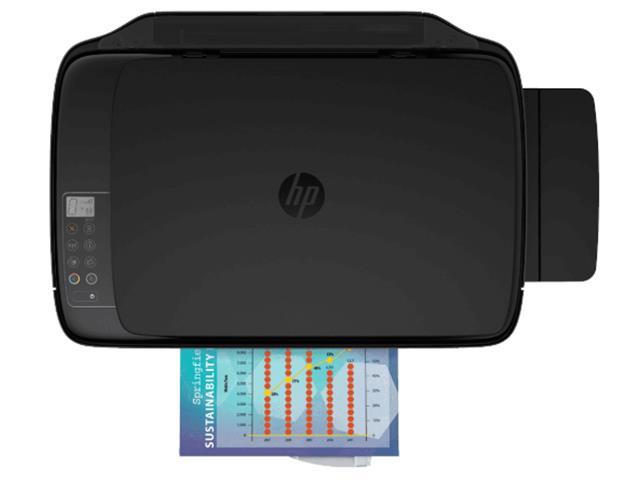 Foto 5 - Impressora Mulitfuncional Color Tanque de Tinta Wi-Fi HP Ink Tank 416