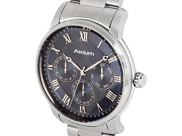 Relógio Akium Masculino Aço - 03E59GB03A - 1