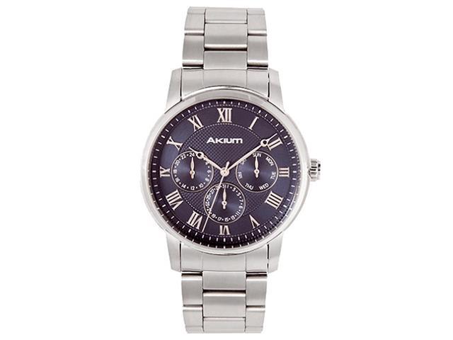 Relógio Akium Masculino Aço - 03E59GB03A