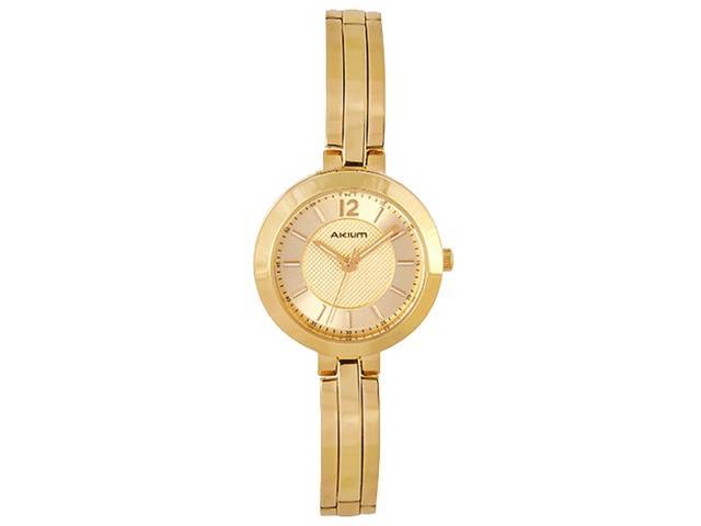 Relógio Akium Feminino Aço Dourado - 03F78FB02-IPG