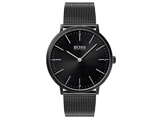Relógio Hugo Boss Masculino Aço Preto - 1513542