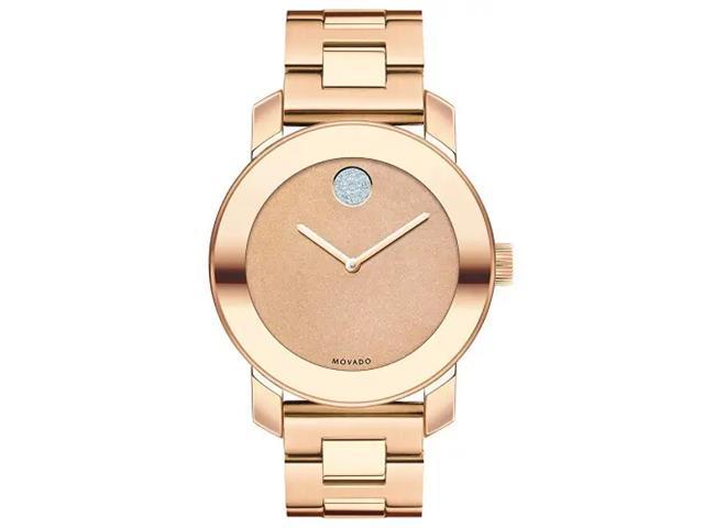 Relógio Movado Feminino Aço Rosé - 3600335