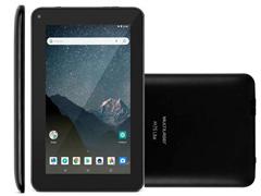 Tablet Multilaser M7S Lite 8GB Quad Core Wi-Fi 1GB RAM Tela 7 Preto