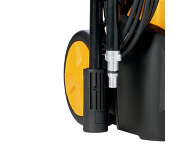 Lavadora de Alta Pressão WAP Eco Power 2200 Laranja e Preto 1500W - 5