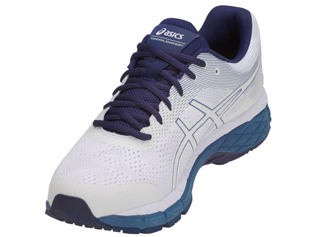 Tênis Asics Gel-Superion 2 White/Grand Masc - 1