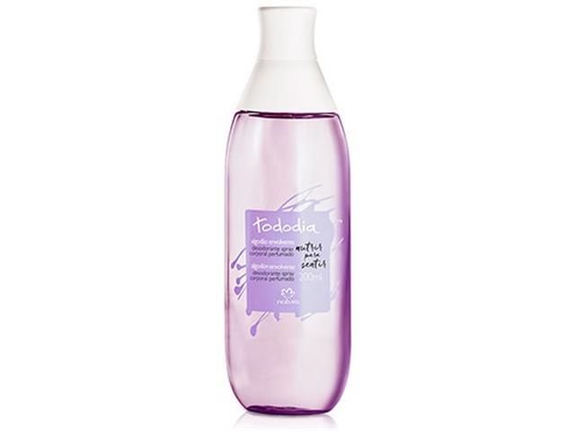 Perfume/Desodorante Colônia Spray Natura Tododia Algodão 200 ml