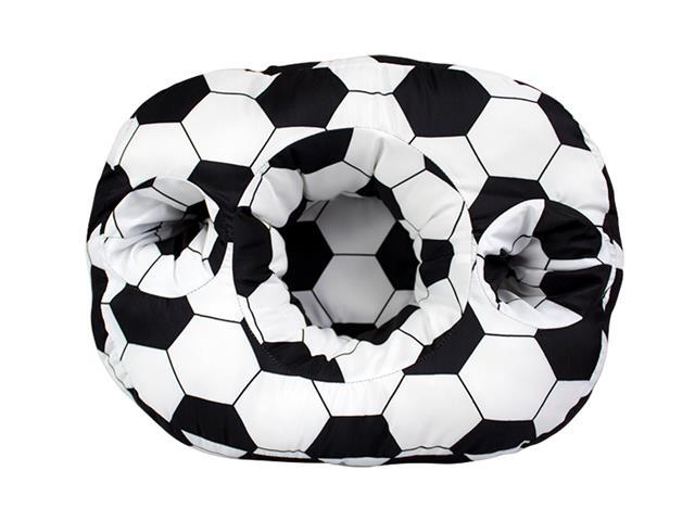 Almofada Porta Pipoca Kathavento Bola De Futebol - 2