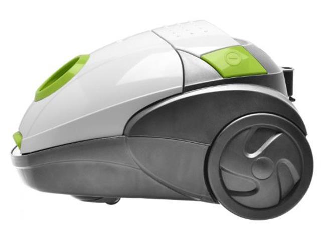 Aspirador de Pó Britânia Faciclean 1640N Preto Branco Verde 1200W 220V - 5