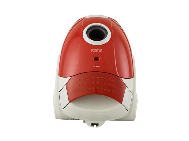 Aspirador de Pó Britânia Fama FAS1600 Branco e Vermelho 1250W 110V - 2