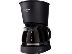 Cafeteira Elétrica Britânia CB28 Preta 28 Xícaras 750W 110V - 0