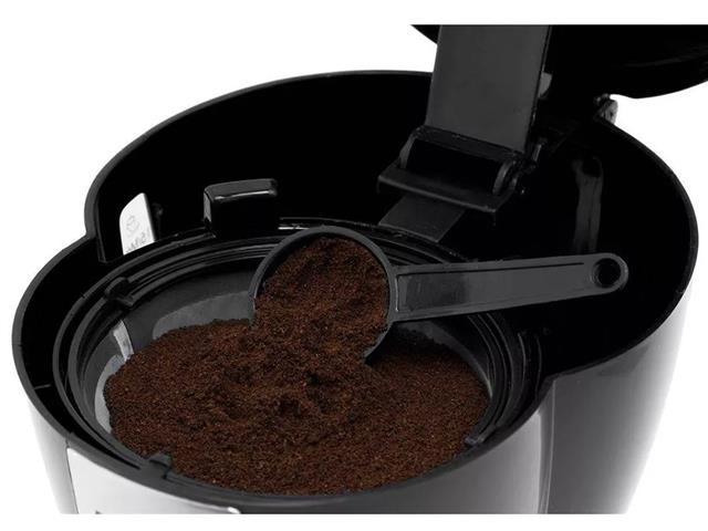 Cafeteira Elétrica Britânia CP30 Preta e Inox 30 Xícaras 800W 110V - 2