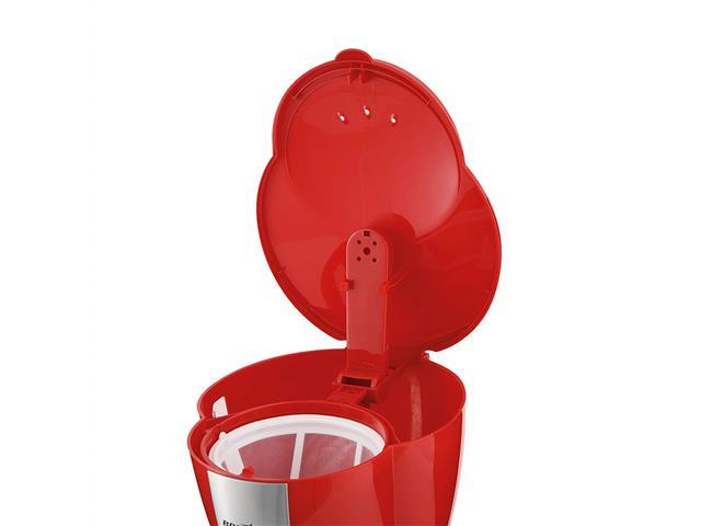 Cafeteira Elétrica Britânia Thermo BCF38VI Vermelha 38 Xícaras 220V - 2