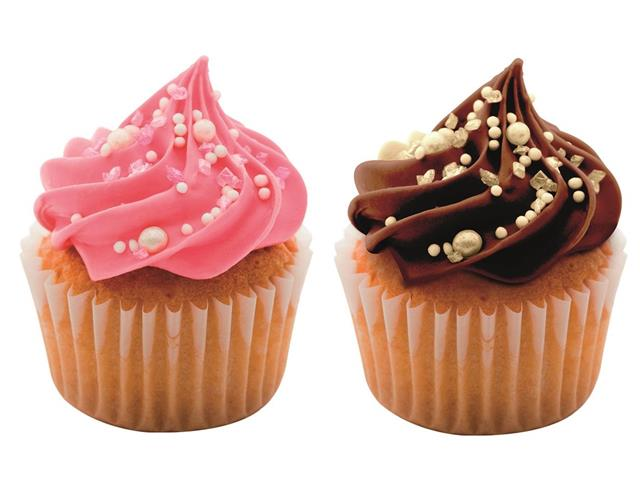 Máquina de Cupcake Britânia Cupcake Maker 3 para 7 Cupcakes - Preta - 110v - 15