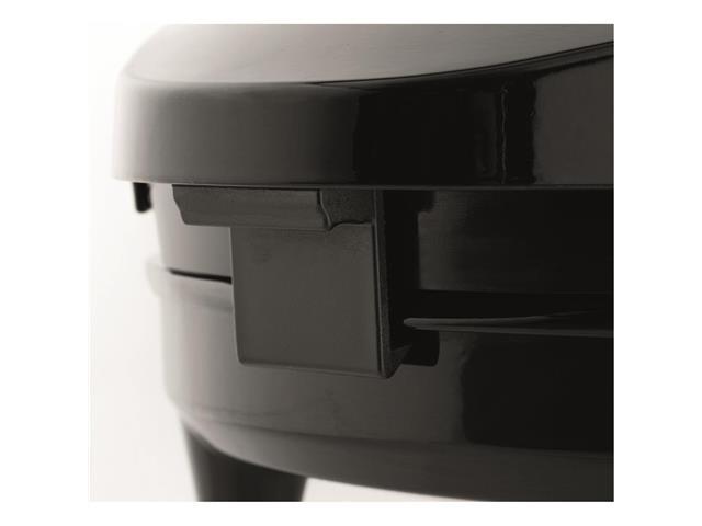 Máquina de Cupcake Britânia Cupcake Maker 3 para 7 Cupcakes - Preta - 110v - 12