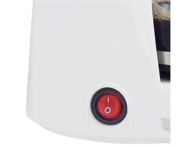 Cafeteira Elétrica Britânia CB15 Branca 15 Xícaras 550W - 2
