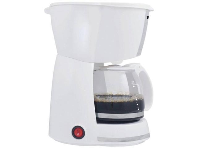 Cafeteira Elétrica Britânia CB15 Branca 15 Xícaras 550W - 1