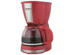 Cafeteira Elétrica Britânia CB30 Vermelha 30 Xícaras 800W - 0