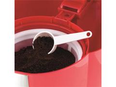 Cafeteira Elétrica Britânia CB30 Vermelha 30 Xícaras 800W - 3