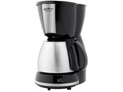 Cafeteira Elétrica Britânia CP30 Preta e Inox 30 Xícaras 800W - 0