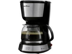 Cafeteira Elétrica Britânia Inox Plus BCF18I 18 Xícaras 550W - 0