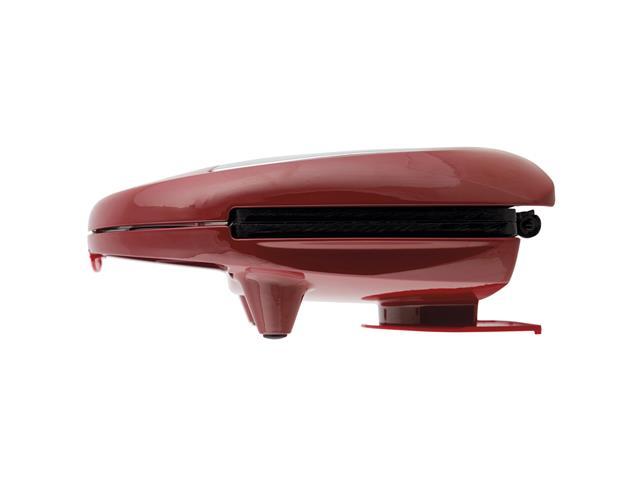 Grill e Sanduicheira Britânia Crome Inox Vermelha 750W - 2