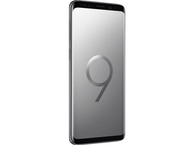 "Smartphone Samsung Galaxy S9 5.8"" 128GB  Cinza+Carregador Xtrax 5.000m - 5"
