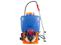 Pulverizador Costal Motorizado de Alta Pressão PJM-20 Litros Jacto