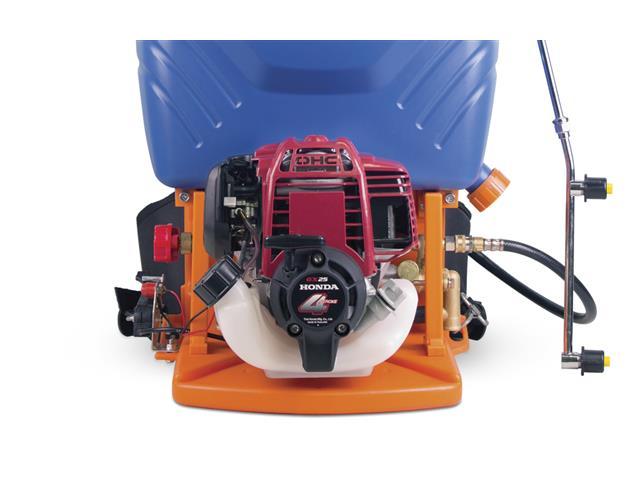 Pulverizador Costal Motorizado de Alta Pressão PJM-20 Litros Jacto - 3