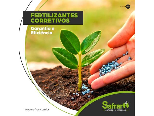 Analise de Fertilizantes - Safrar